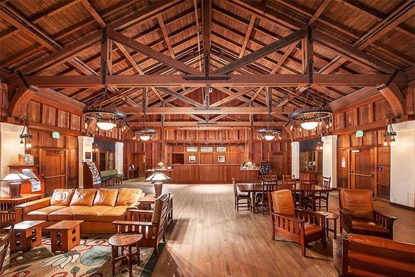 阿西羅瑪會務酒店 - 帕西非克葛洛夫 - 太平洋叢林 - 大廳