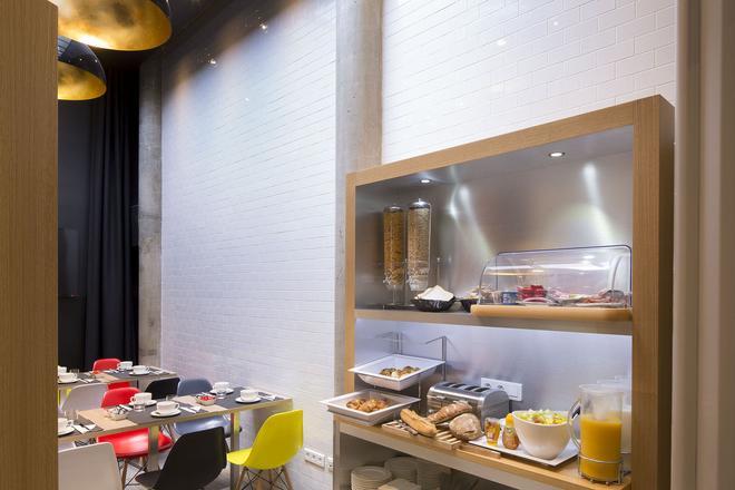 蒙帕納斯聖日耳曼酒店 - 巴黎 - 巴黎 - 自助餐