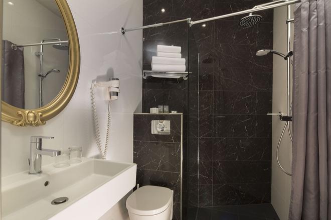 蒙帕納斯聖日耳曼酒店 - 巴黎 - 巴黎 - 浴室