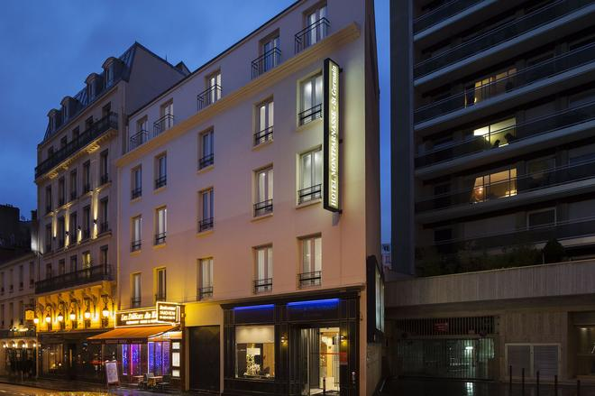 蒙帕納斯聖日耳曼酒店 - 巴黎 - 巴黎 - 建築