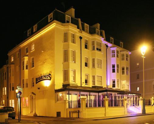 Legends Hotel Brighton - Brighton - Building