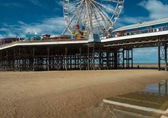 Ardsley Hotel - Blackpool - Hotellin palvelut