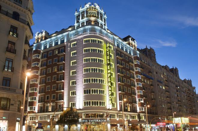 Emperador - Madrid - Edificio