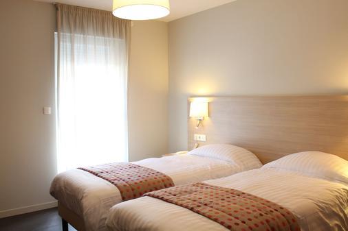 Brit Hotel Brive - Brive-la-Gaillarde - Schlafzimmer