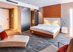 盧森堡萊嘎爾高級酒店 - 許特朗日 - 盧森堡 - 臥室