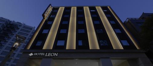 Hotel Leon Meguro - Tokio - Rakennus
