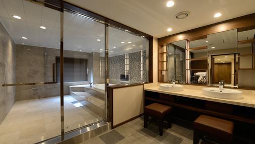Hotel Leon Meguro - Tokio - Kylpyhuone