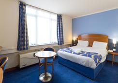 London Wembley International Hotel - Wembley - Schlafzimmer