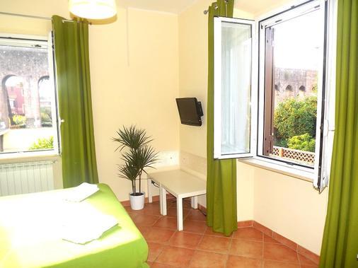 Villa Lanusei - Rooma - Kylpyhuone