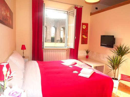 Villa Lanusei - Rome - Phòng ngủ