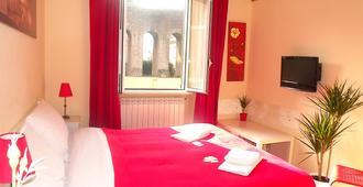 Villa Lanusei - Roma - Habitación