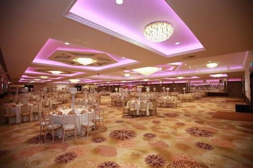 藍寶石大酒店 - 聖克萊門特 - 克羅伊登 - 宴會廳