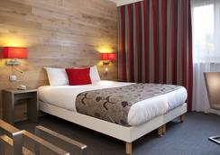杜爾那酒店 - 科爾馬 - 臥室