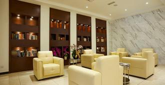 City Comfort Hotel - קואלה לומפור - טרקלין