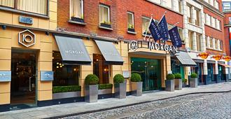 The Morgan Hotel - Dublin - Gebouw