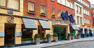 The Morgan Hotel - Dublino - Edificio