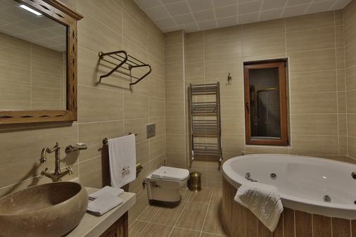 Kapadokya Hill Hotel & Spa (12+) - Nevşehir - Bathroom