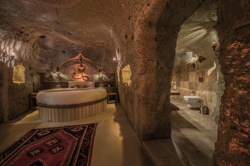 Kapadokya Hill Hotel & Spa (12+) - Nevşehir - Bedroom