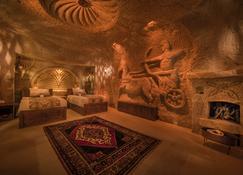 Kapadokya Hill Hotel & Spa (12+) - Nevşehir - Habitación