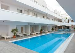 More Meni Residence - Kos - Pool