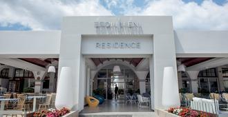 More Meni Residence - Kos - Building