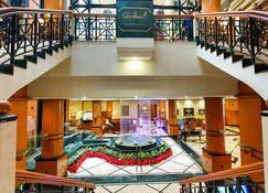 The Orchid- Ecotel Mumbai Airport - Bombaj - Lobby