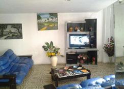 Hotel Prata - Vitória - Sala de estar