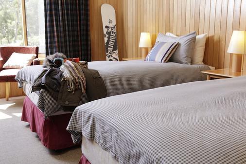 Thredbo Alpine Hotel - Thredbo - Schlafzimmer
