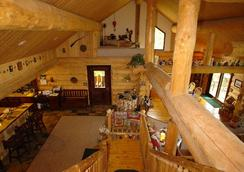 The Garrison Inn - Kalispell - Restaurant