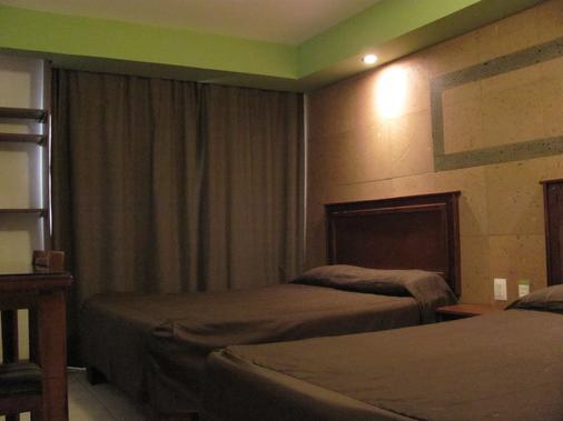 Hotel San Luis - San Luis Potosí - Phòng ngủ