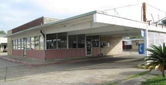 London Lodge Motel - New Orleans - Front desk