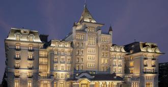 Royal Savoy Lausanne - Λωζάνη - Κτίριο