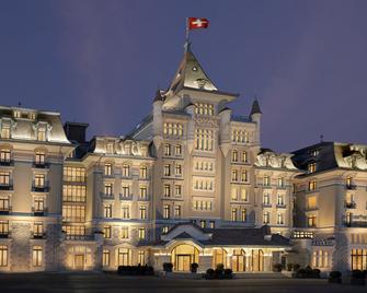 Royal Savoy Lausanne - Лозанна - Здание