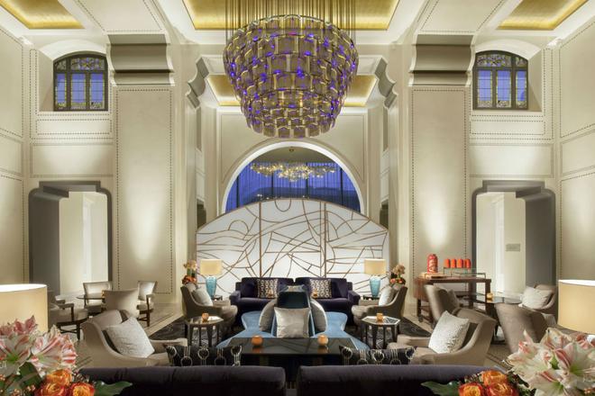 Royal Savoy Lausanne - Lausanne - Lobby