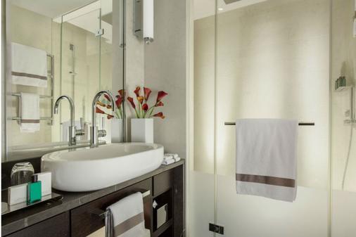 洛桑薩沃伊皇家酒店 - 洛桑 - 洛桑 - 浴室