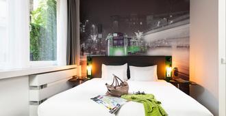 The Three Corners Hotel Anna - בודפשט - חדר שינה