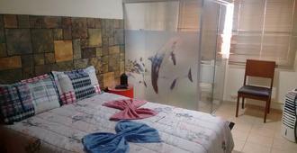 Yellow House Hostel Internacional - Sao Paulo - Bedroom