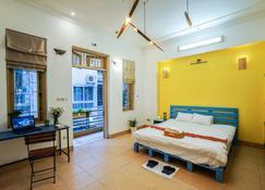 Minimalism Home - Hanoi - Bedroom