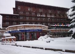 Grand Hôtel & Spa Nuxe Serre Chevalier - Saint-Chaffrey - Rakennus