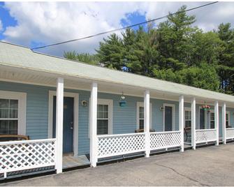 Brookside Motel - Saco - Building