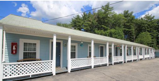 Brookside Motel - Saco - Gebäude