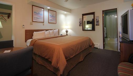 Brookside Motel - Saco - Schlafzimmer