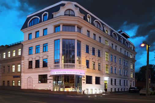 The Rooms Boutique Hotel - Moscow - Building