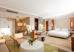 巴塞隆納希爾頓酒店 - 巴塞隆拿 - 巴塞隆納 - 臥室