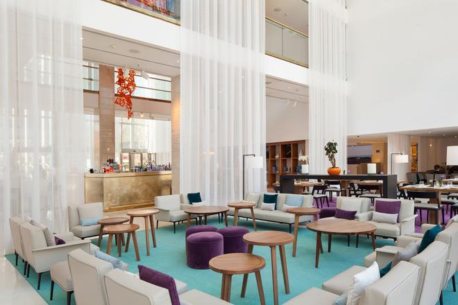 Hilton Barcelona - Barcelona - Lounge