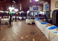 Le Tre Caravelle Hotel - Palinuro - Restaurant