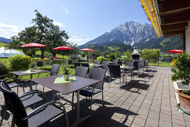 Das Stoaberg - Leogang - Patio