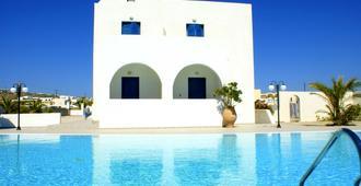 Hotel Blue Bay Villas - Kamari - Edifício