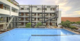 Somadevi Residence - Ciudad de Siem Riep - Edificio