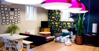 Myö Hostel - Helsinki - Lounge